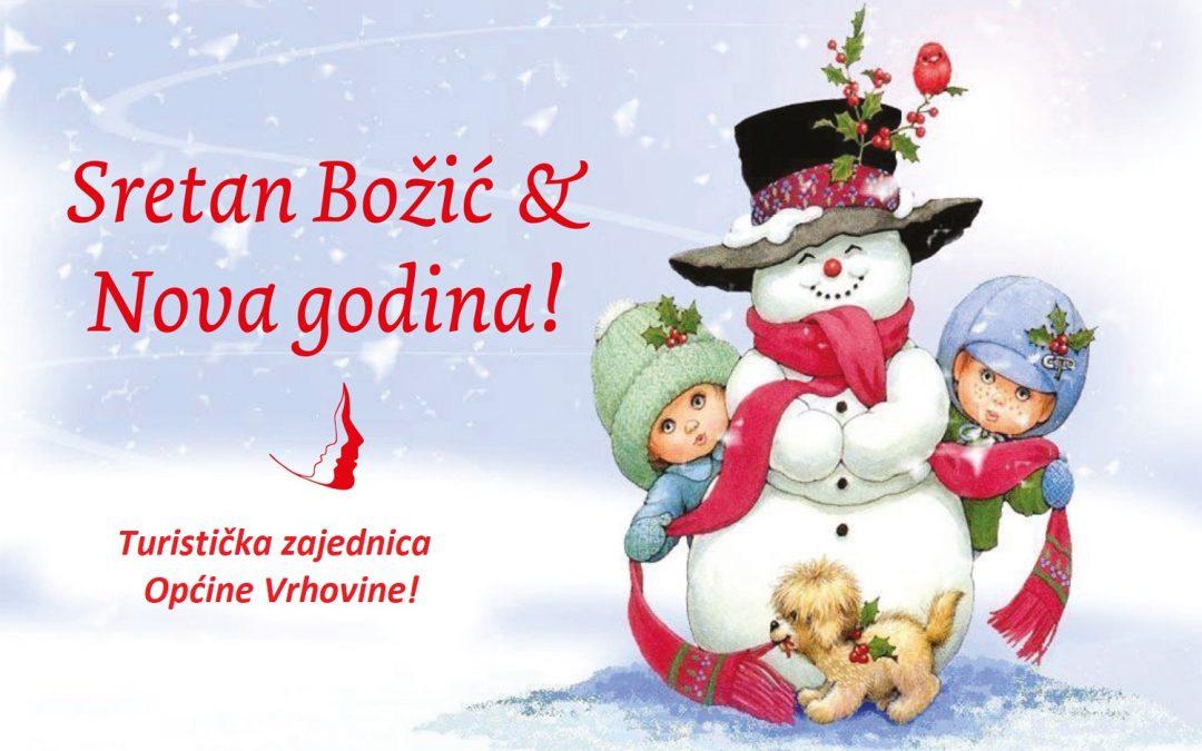 Čestit i blagoslovljen Božić i sretna Nova godina !!!